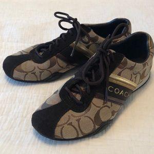 COACH Jayme Sneaker